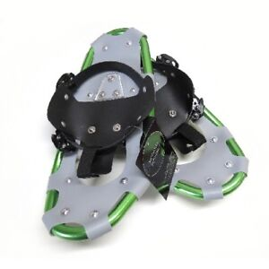 Backwoods KIDS Snowshoes with Carrying Bag—all kids up to 80lbs