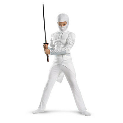 Boys GI Joe Storm Shadow Halloween Movie - Storm Shadow Halloween Costume