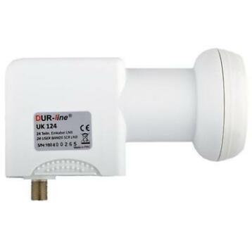 DUR-LINE UK 124 Unicable 2 / JESS LNB