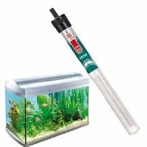 Termostato regolazione temperatura acquario riscalda acqua for Termostato per acquario tartarughe