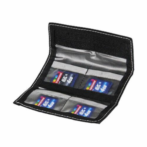 Bower Waterproof Super Slim Memory Card Holder