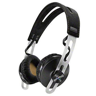 Sennheiser Hd 1 On Ear Wireless Headphones   Black  507397