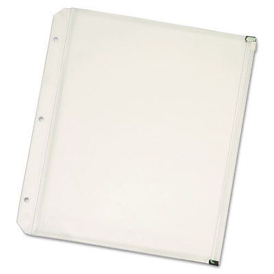 Zipper Binder Pockets3-hole Punched10-12x11-453pkcl Crd14201