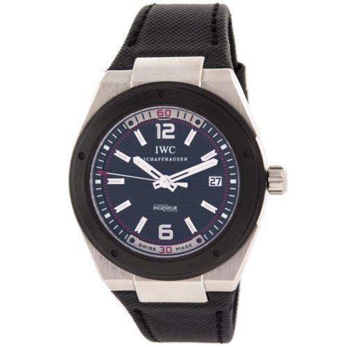 iwc schaffhausen automatic wristwatches ebay. Black Bedroom Furniture Sets. Home Design Ideas