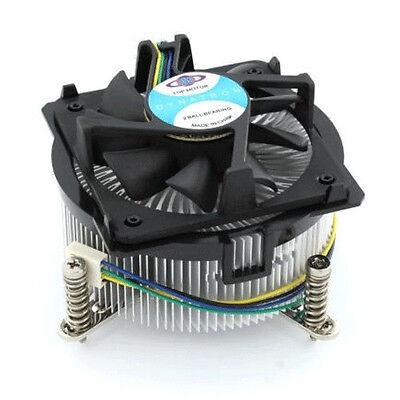 1155 Passive 2U CPU Cooler Aluminum Copper Base Dynatron K618 Socket 1156
