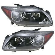 Scion TC Headlights