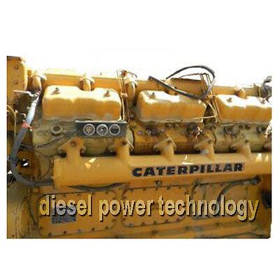 Caterpillar D398 Remanufactured Diesel Engine Long Block