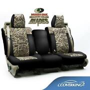 Chevy Camo Seat Covers