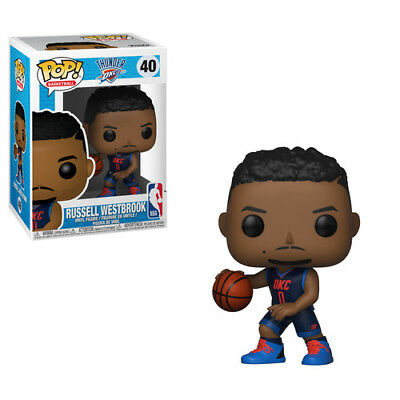 FUNKO POP! NBA: Thunder - Russell Westbrook [New Toy]