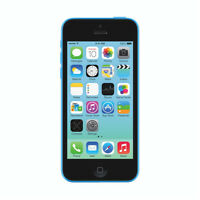 Apple - Bell iPhone 5C 16GB Smartphone - Blue