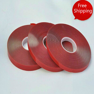 3m Vhb 4910 Double-sided Clear Acrylic Foam Adhesive Tape 33 Meters Long