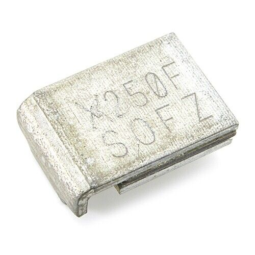 [50pcs] SMD250F-2 PTC Resettable Fuse 15V 2.5A Hold SMD