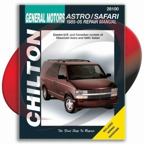 Chilton Repair Manual Chevy Ebay