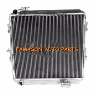 3Row 62mm Aluminum Radiator For TOYOTA HILUX LN106 / LN107 LN111 Laverton North Wyndham Area Preview