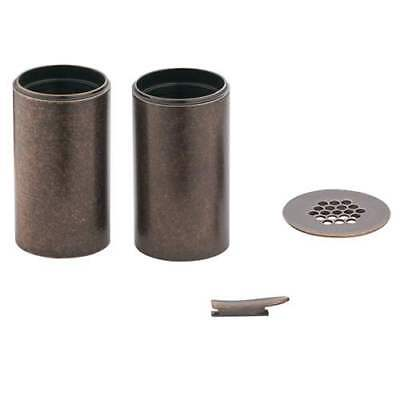 Moen A1616ORB Kingsley Vessel Faucet Extension Kit, Oil Rubbed Bronze (Moen Vessel Faucets)