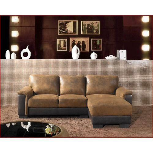 Microfiber living room set ebay