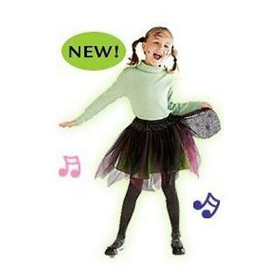 Mash Halloween Costumes (Kids Monster Mash Musical Skirt Halloween Tutu Ballerina Fairy Costume Dress)