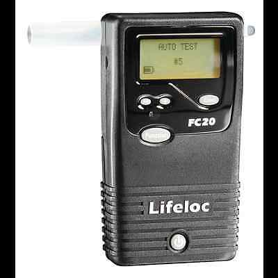 Lifeloc FC20 Evidential Alcohol Fuel Cell Breathalyzer - DOT Approved