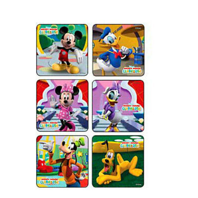 25 Mickey Mouse Clubhouse STICKERS Party Favors for Birthday Treat Loot Bags - Mickey Mouse For Birthday Party