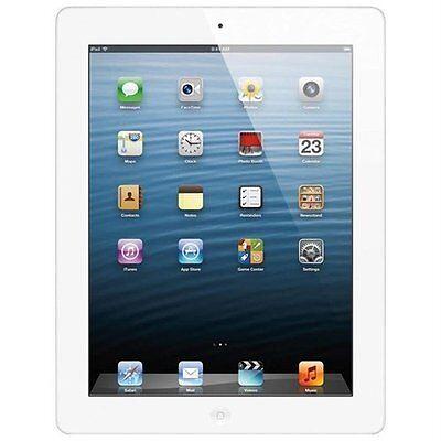 Apple iPad 2 16GB, Wi-Fi + 3G (AT&T), 9.7in - White (MC992LL/A)