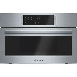 CLEARANCE Bosch Built-In Convection Microwave