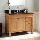 Oak Wood Bathroom Vanities