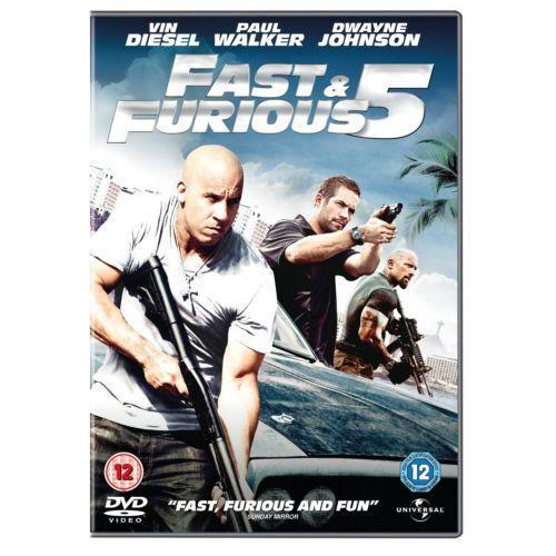 the fast and the furious dvd dvds blu rays ebay. Black Bedroom Furniture Sets. Home Design Ideas