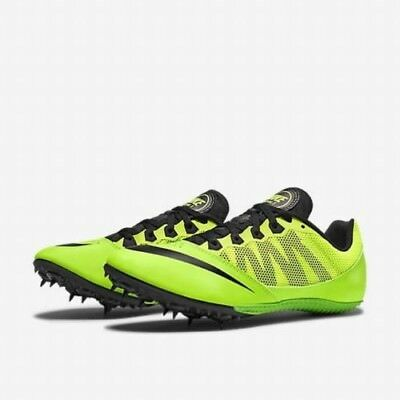 1decad87a72 Nike Womens Track Spike Nike Zoom Rival With Tool   Bag Sz 11 Electric Green