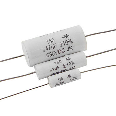 Mallory 150 Tubular Polyester Capacitor, .0033µf @ 630VDC
