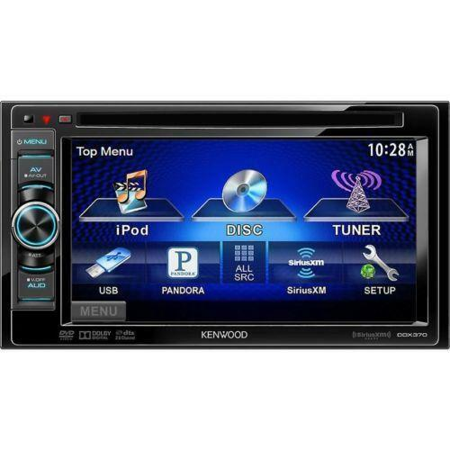 kenwood double din vehicle electronics gps ebay. Black Bedroom Furniture Sets. Home Design Ideas