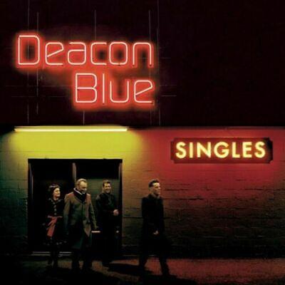 DEACON BLUE SINGLES CD ALBUM (GREATEST HITS / VERY BEST OF) Gift Idea NEW UK