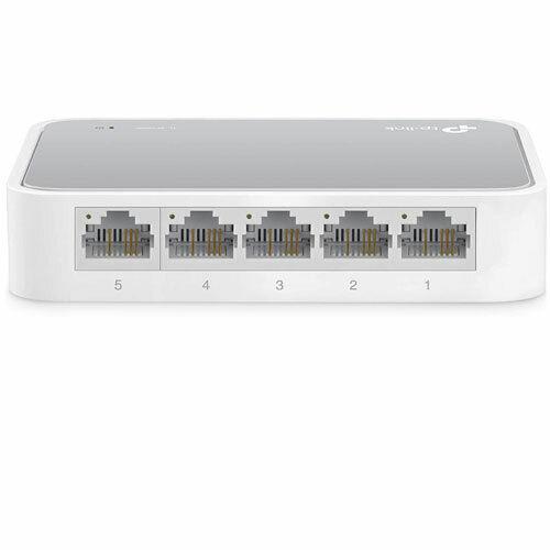 TP-Link 5 Port Ethernet Switch Desktop Ethernet Splitter Eth