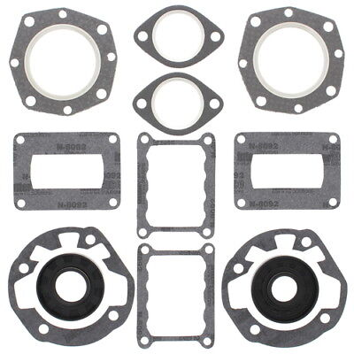 Winderosa Complete Gasket Kit w/ Oil Seals 711046