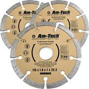 115mm Diamond Cutting Discs