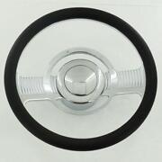Chrome Steering Wheel