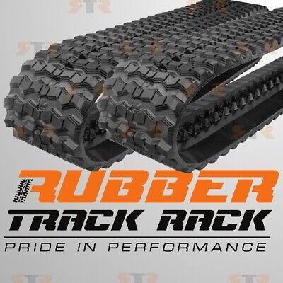 Set Of 2 For Kubota Svl75 Bobcat 864 - Rubber Track Size 320x86x52 Z Tread