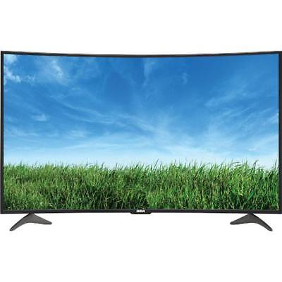 "RCA RTUC5537 55"" Class Curved LED 4K UHD TV"