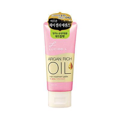 [LUCIDO L] Argan Rich Oil Hair Treatment Gelee - 80g