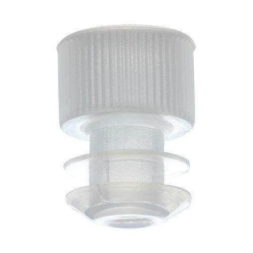 Test Tube Cap, Flange Type, 13mm, Neutral (Case 20000)