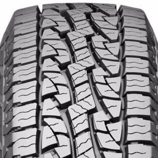 "Roadstone Pro RA8 All Terrains 15"" 16"" 17"" 18"" Fitted & Balanced Pooraka Salisbury Area Preview"
