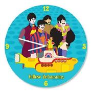 Beatles Clock