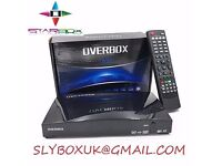 OpEnBoX V8S -SAT BOX★600 MHZ OvERbOx M9S★2017 SaT ReCIeVeR✰12 MtHS ALL ChAnNeLS✰NETWORKED ✰