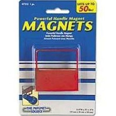 NEW MASTER MAGNETIC 7213 50LB LIFT MAGNET WITH HANDLE 9149501 ()