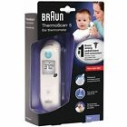 Braun Thermometers