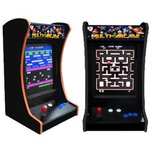 Arcade Bartop, Cocktail or Upright