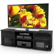 TV Entertainment Center Black