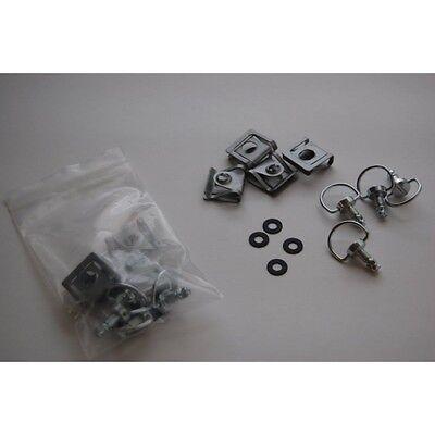 Dzus Fasteners  Panex  D8   1 4 Turn  6 Pack