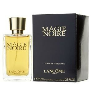 Magie Noire by Lancome 2.5 oz EDT Perfume for Women New In Box
