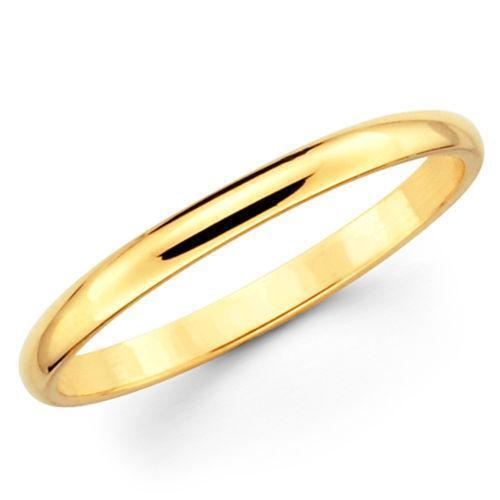 Yellow gold wedding band ebay junglespirit