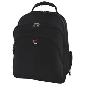 Swiss Gear SWA2307-009 17.3in Laptop Backpack - Black